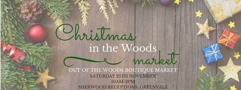 Christmas in the Woods Market - Christmas in the Woods Market