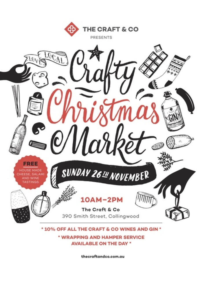 Crafty Christmas Market