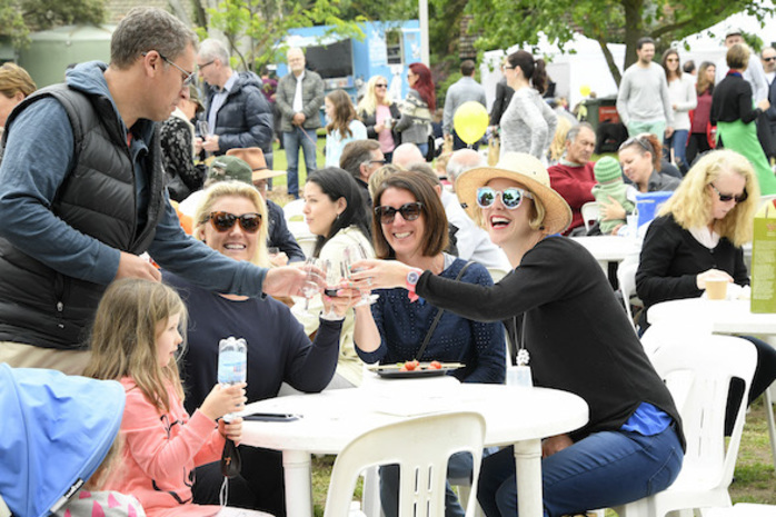 East Malvern Food Wine Festival