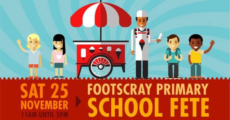 Footscray Primary School Fete - Footscray Primary School Fete