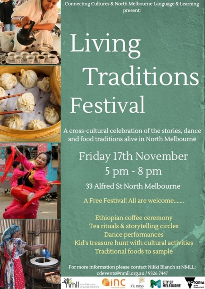 Living Traditions Festival 2017