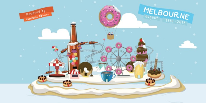 Melbourne Winter Donut Fest