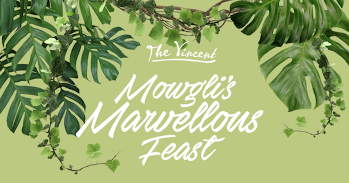 Mowgli's Marvellous Feast 7 Course Vegan Feast