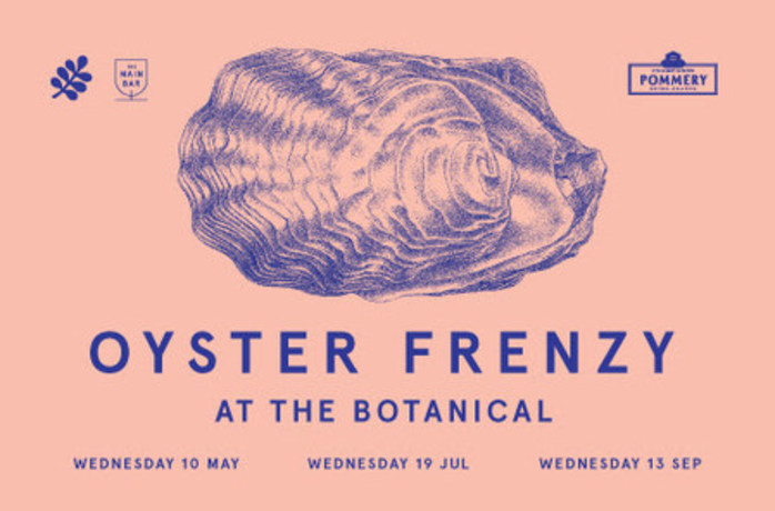 Oyster Frenzy at The Botanical