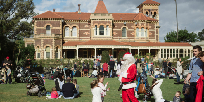 Rippon Lea Estate Twilight Christmas Festival