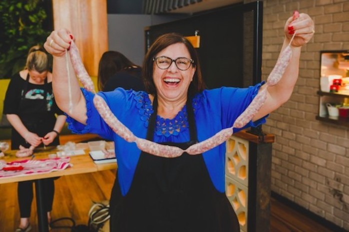 Sausage Making Class - Melbourne
