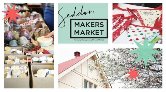 Seddon Makers Market December 2017