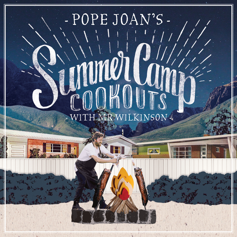 Pope Joan's Summer Camp Cookouts