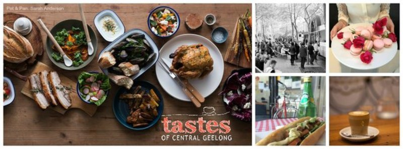 Tastes of Central Geelong Festival